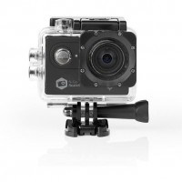 Nedis ACAM61BK Ultra HD 4K Wifi akció kamera