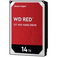 Western Digital 14TB 5400rpm SATA-600 512MB Red Plus WD140EFFX