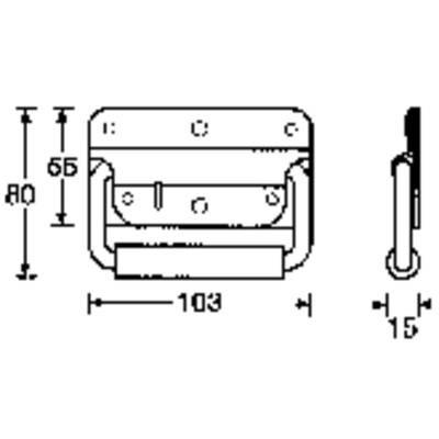 ICP-MS analitikai eljárást adaptálták dörzsminták elemzéséhez.