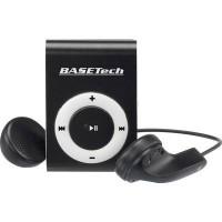 Basetech BT-MP-100 Mp3 lejátszó, belső memória nélkül, Micro SD kártyás