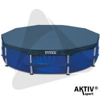 Medence takaró Intex 366 cm szögletes