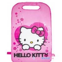 Háttámla védő autóba - Hello Kitty