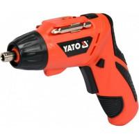YATO YT-82760 Akkus csavarozó 3,6 V