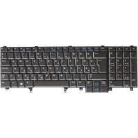 Eredeti gyári Dell belső billentyűzet - RG31F - Dell PRECISION M4800, M2800, M6800, M2800 LATITUDE E6540 tipusú laptopokhoz