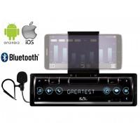 VoxBox VB 8000BT Smart iOS/Android vezérlésű Bluetooth autórádió