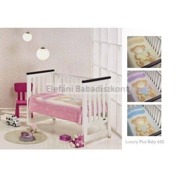 Mora Luxuri baby babapléd 80x110cm  650 beige eb0998e61e