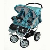 XAdventure Twinco Luxe ikerbabakocsi
