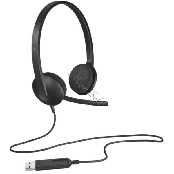 Logitech H340 fejhallgató 3f87706389