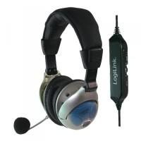 LogiLink HS0009 fejhallgató