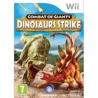 Combat of Giants: Dinosaurs Strike - Wii