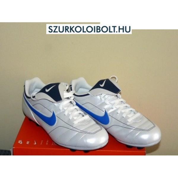 VT AF Nike foci cipő ( gyöngyházfehér-kék ) 0af57c8b2b