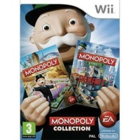 Monopoly Collection - Wii játékprogram