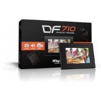 """WayteQ DF710 7"""" digitális fotóalbum és asztali képkeret"""