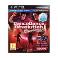 Dance Dance Revolution: New Moves + táncszőnyeg - PS3