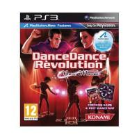 Dance Dance Revolution: New Moves + táncszőnyeg - PS3