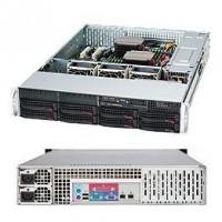 Supermicro CSE-825TQ-R700LP szerverház