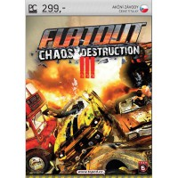 FlatOut 3: Chaos & Destruction CZ - PC