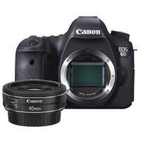 Canon EOS 6D tükörreflexes fényképezőgép kit (40mm objektívvel)