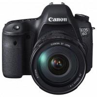 Canon EOS 6D tükörreflexes fényképezőgép kit (24-105mm objektívvel)