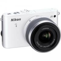 Nikon 1 J3 fényképezőgép kit (10-30mm objektívvel)