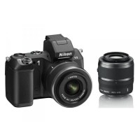 Nikon 1 V2 fényképezőgép kit (10-30mm+30-110mm objektívvel)