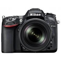 Nikon D7100 fényképezőgép kit (18-105mm VR objektívvel)