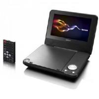 Lenco DVP-732 hordozható DVD lejátszó