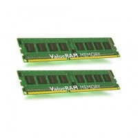 Kingston 16GB (2x8GB) 1333MHZ DDR3 Intel szerver memória (KVR13E9K2/16I)