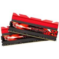 G.Skill TridentX 8GB (2x4GB) 2400MHz DDR3 memória (F3-2400C10D-8GTX)