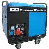 Güde GSE 4000 DSG aggregátor