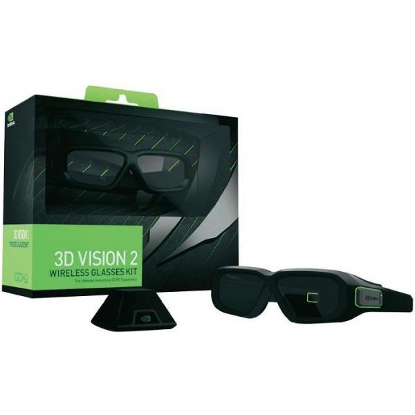nVidia GeForce 3D Vision 3D szemüveg ae32bca7a7