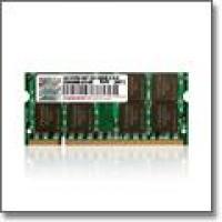 Transcend JetRAM 2GB 800Mhz DDR2 notebook memória (JM800QSU-2G)