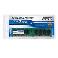 SILICON POWER 1GB  800MHz DDR2 memória