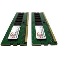 CSX 4GB (2x2GB) 1600MHz DDR3 memória