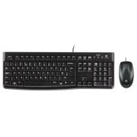 Logitech Desktop MK120 magyar billentyűzet+egér