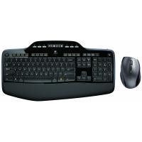 Logitech Cordless Desktop MK710 angol billentyűzet + egér