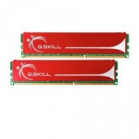 G.Skill NQ 4GB (2x2GB) 1600Mhz DDR3  (F3-12800CL9D-4GBNQ) CL9 memória