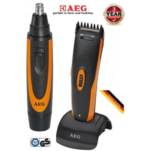 AEG HSM R5597NE hajvágó és orrszőrnyíró 9ddf9b15d2