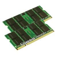 Kingston Apple 4GB(2x2GB kit) 667Mhz DDR2 notebook memória (KTA-MB667K2/4G)