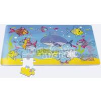 Szivacs puzzle Óceán 54db #PN-162P