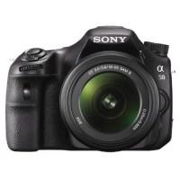 Sony SLT-A58K fényképezőgép kit (18-55mm objektívvel)