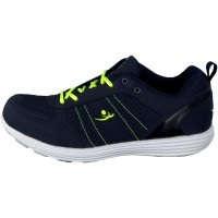 Nassau Navy/Lime férfi sportcipő