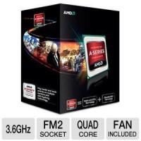 AMD A8-6600K processzor