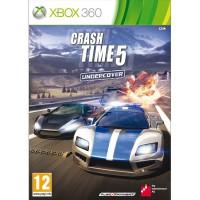 Crash Time 5: Undercover - XBOX 360
