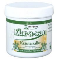 Dr.förster kur-a-san gyógynövényes krém