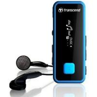 Transcend MP350 8GB MP3 lejátszó (TS8GMP350B)