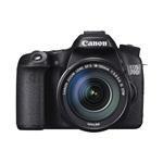 Canon EOS 70D digitális fényképezőgép kit (18-135mm objektívvel)