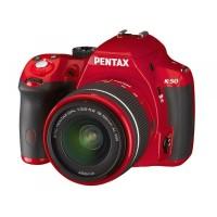 Pentax K-50 digitális fényképezőgép kit (18-55mm objektívvel)