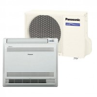 Panasonic CS-E18GFEW / CU-E18PFE parapetes klíma