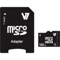V7 SD CARD 32GB SDHC CL10 RETAIL (VASDH32GCL10R-2E) memória kártya